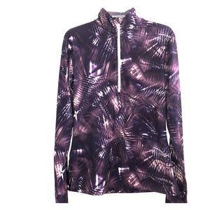 Nike Pro Dri-Fit Purple Jacket